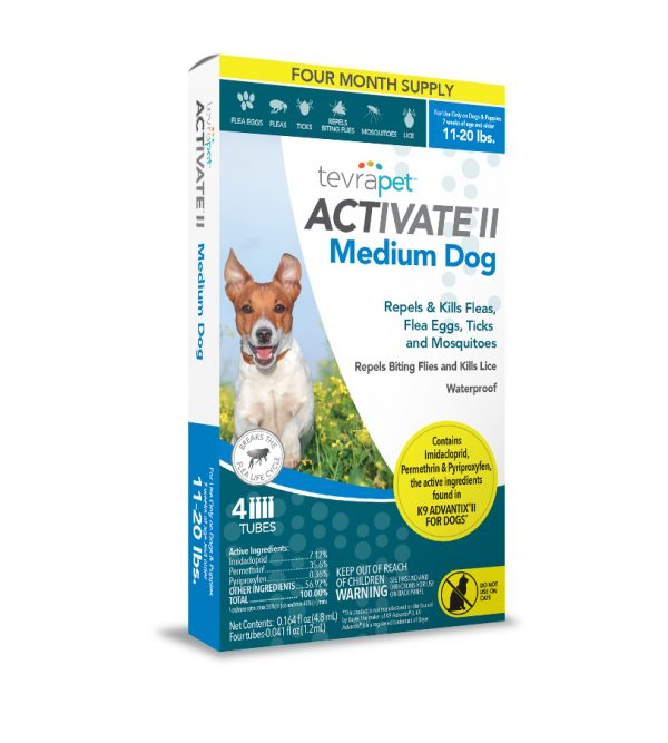 00001 TP Activate 11-20lbs front of box