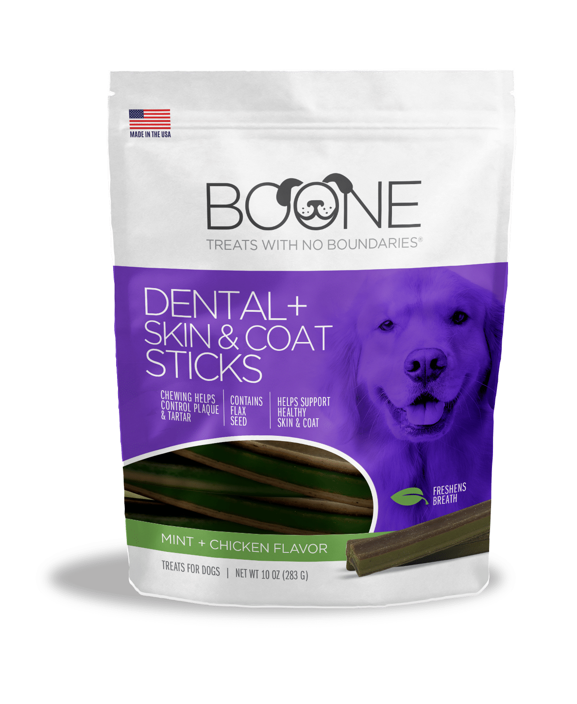 Boone Dental Skin And Coat Sticks Tevra Pet