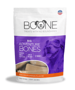Boone Big Adventure Bones Bacon+Pump 2lbs bag