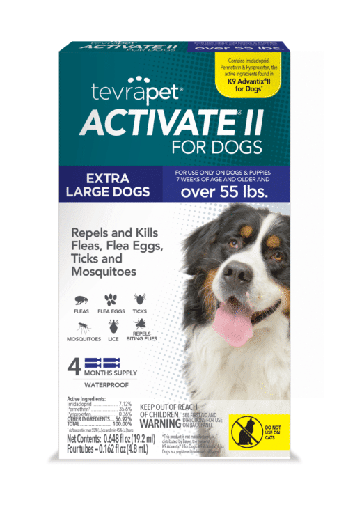 Activate II for Dogs