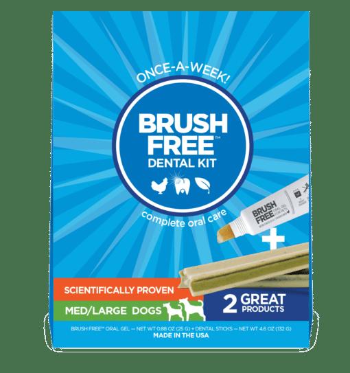 Dental Kit for Dogs